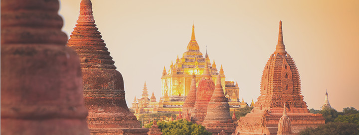 The Ancient Allure of Myanmar  - Photography Interest
