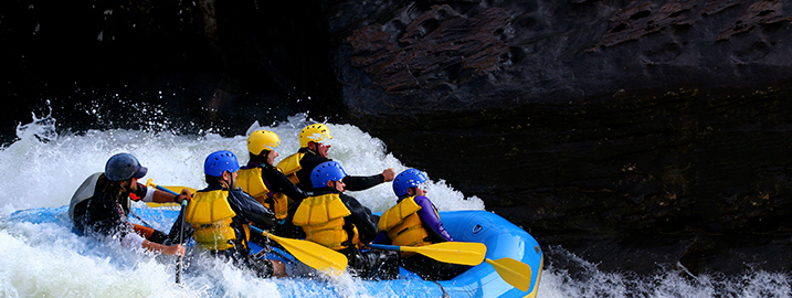 River Rafting in West Virginia - Scuba & Watersports