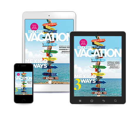 View the Summer edition of Endless Vacation magazine on all your devices