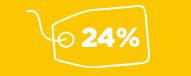 Intercambiá en RCI.com y obtené un 24% de descuento.