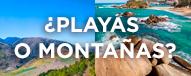 ¿Playas o montañas? ¡Mérida e Higuerote te esperan!